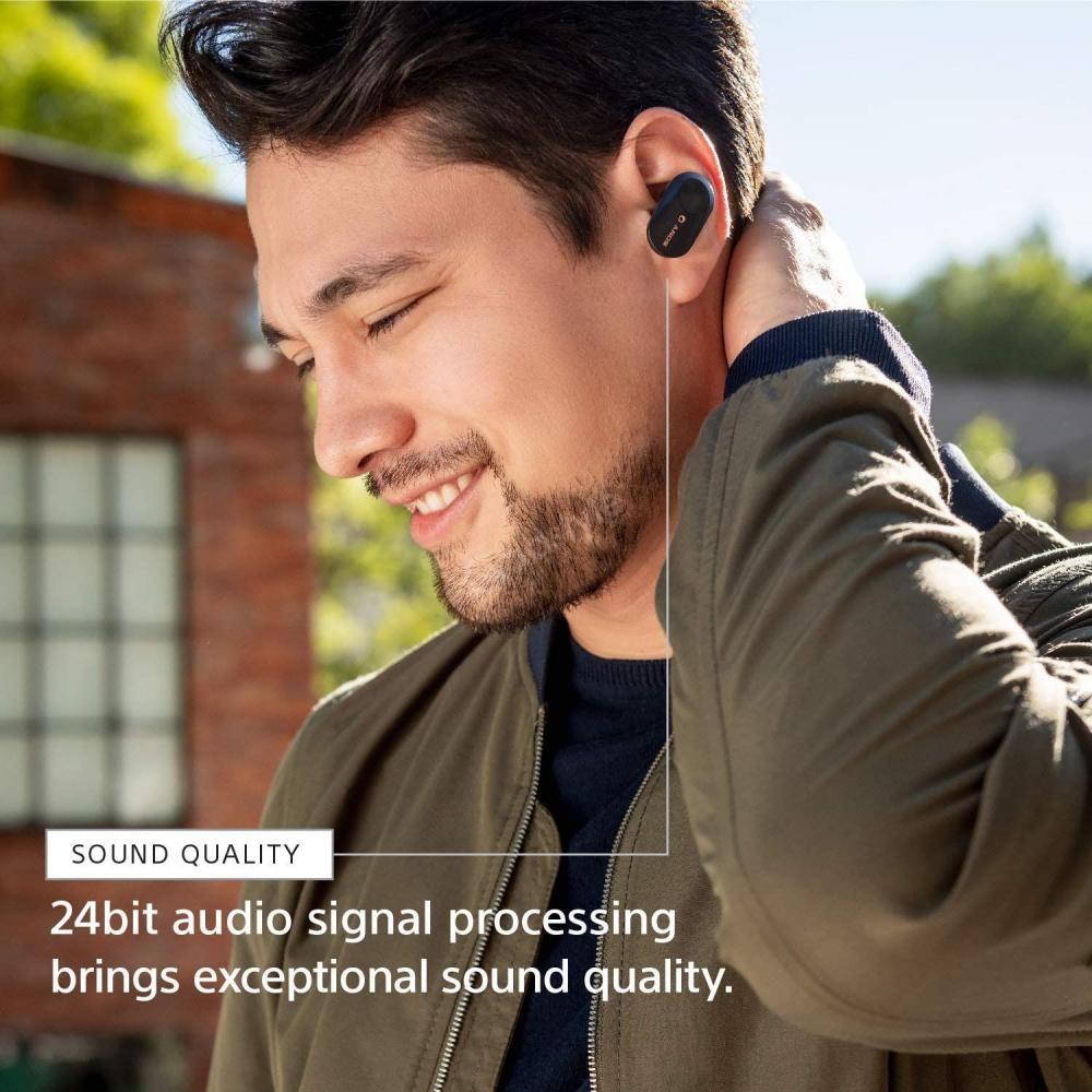 Sony Wf 1000xm3 Noise Canceling Truly Wireless Earbuds (7)