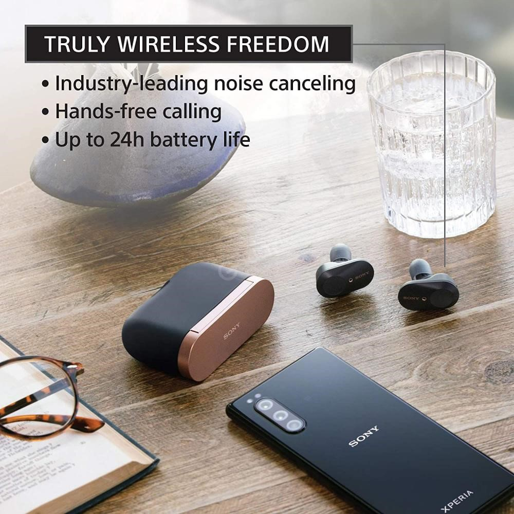 Sony Wf 1000xm3 Noise Canceling Truly Wireless Earbuds (8)