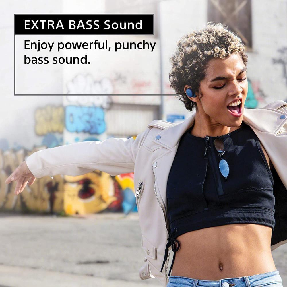 Sony Wf Xb700 Truly Wireless Earbuds With Extra Bass (7)