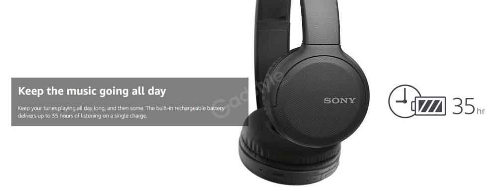 Sony Wh Ch510 Wireless Headphones (3)