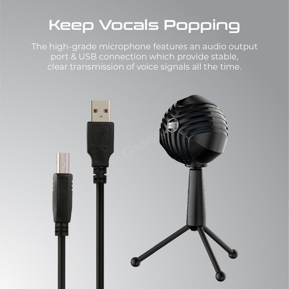 Sphere High Sensitivity Professional Digital Recording Microphone (2)