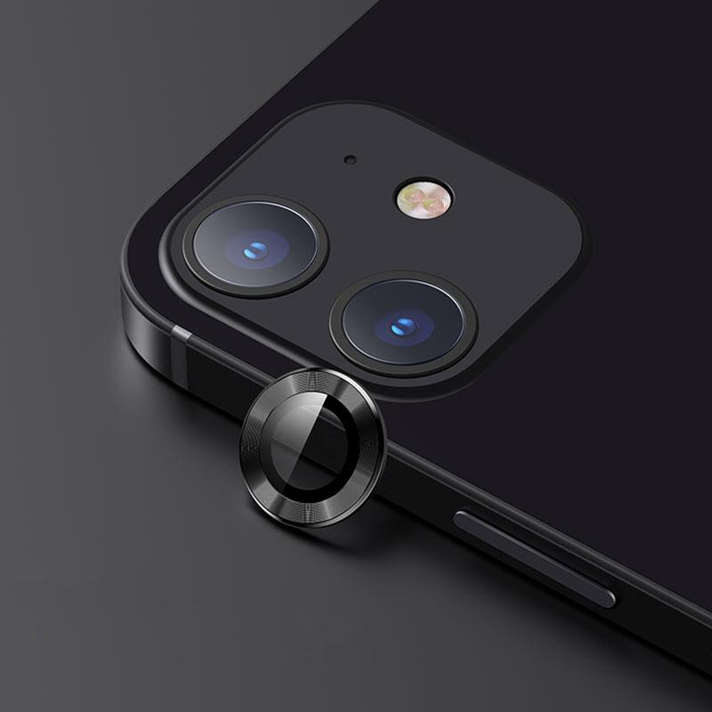 Usams Iphone 12 Series Metal Phone Lens Sticker Separate Design (4)