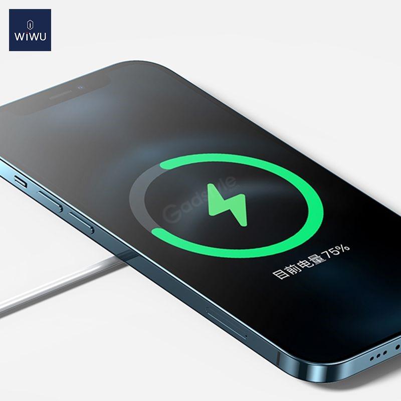 Wiwu 15w Magsafe Wireless Charger (3)