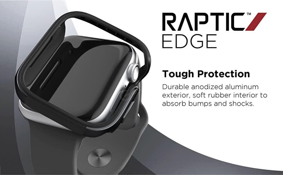 X Doria Defense Edge Machined Metal Guard For Apple Watch 42mm 44mm (5)