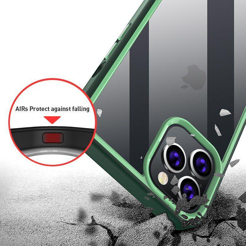 X Level Colourful Series Premium Bumper Case For Iphone 12 Mini 1212pro 12 Pro Max (3)