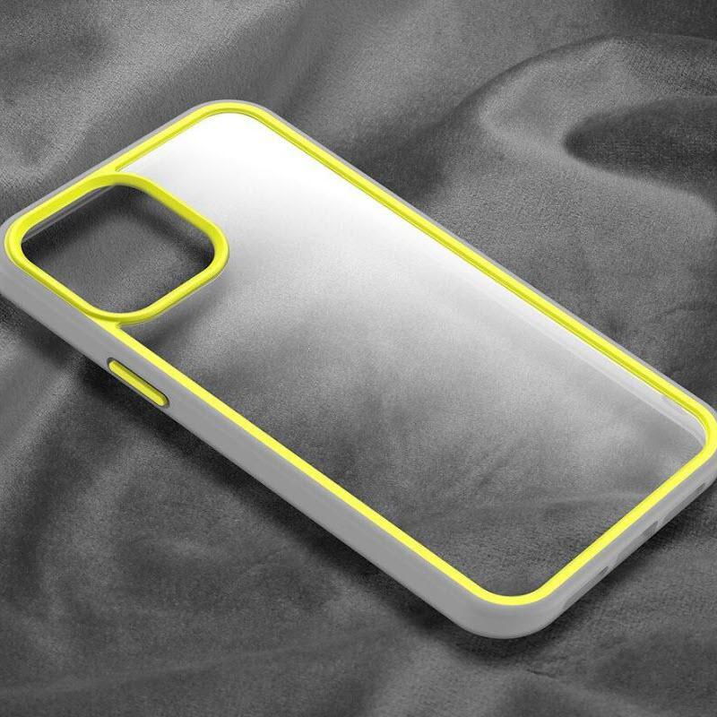 X Level Colourful Series Premium Bumper Case For Iphone 12 Mini 1212pro 12 Pro Max (5)