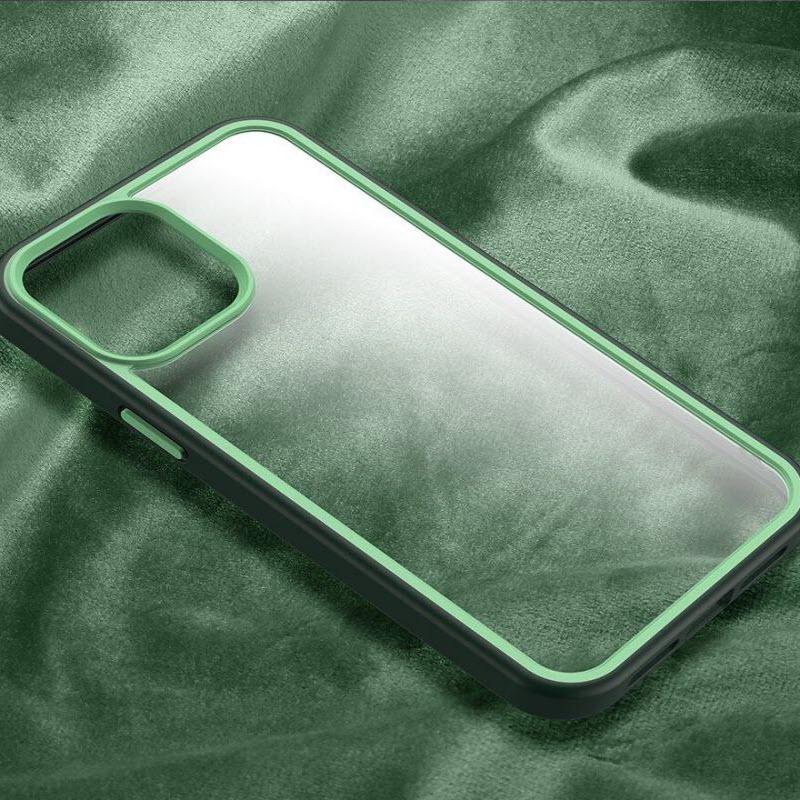X Level Colourful Series Premium Bumper Case For Iphone 12 Mini 1212pro 12 Pro Max (6)