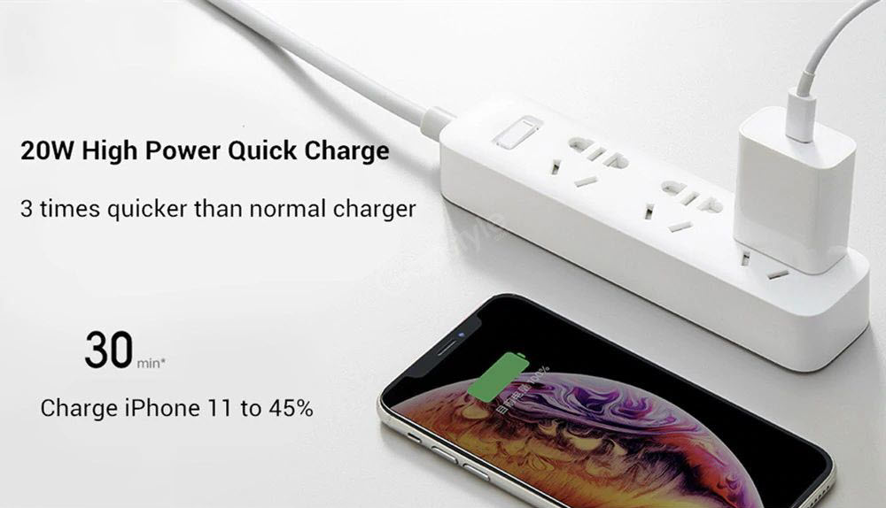Xiaomi 20w Type C Charger (5)