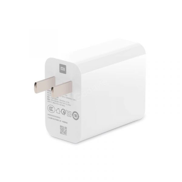 Xiaomi 33w Usb Fast Charger Adapter (1)