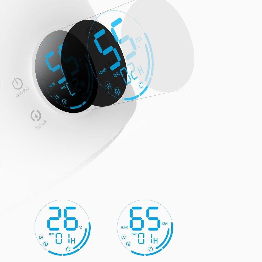Xiaomi Deerma Dem F628s 5l Air Humidifier Diffuser (2)