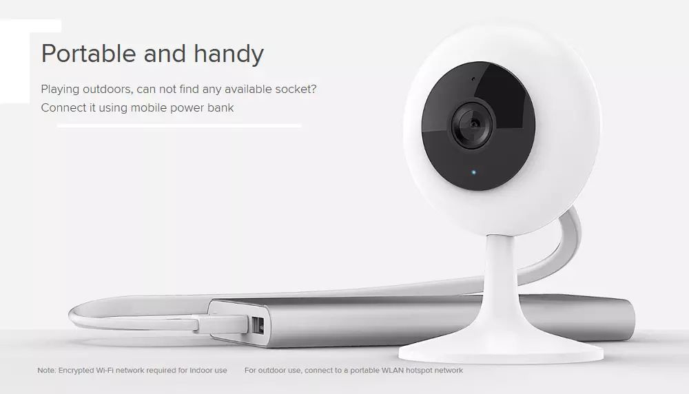Xiaomi Imi Home Security Camera C1 1080p (7)