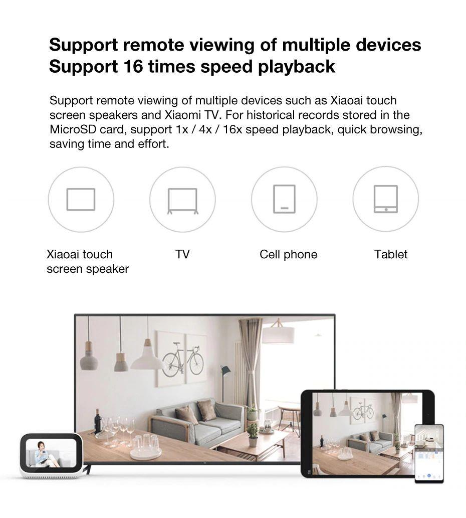 Xiaomi Ip Camera Se Version 1080p 360 Panorama (1)