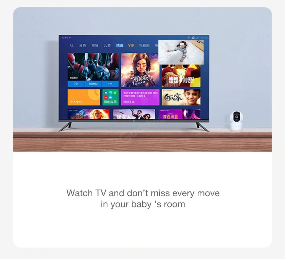 Xiaomi Ip Camera Se Version 1080p 360 Panorama (4)
