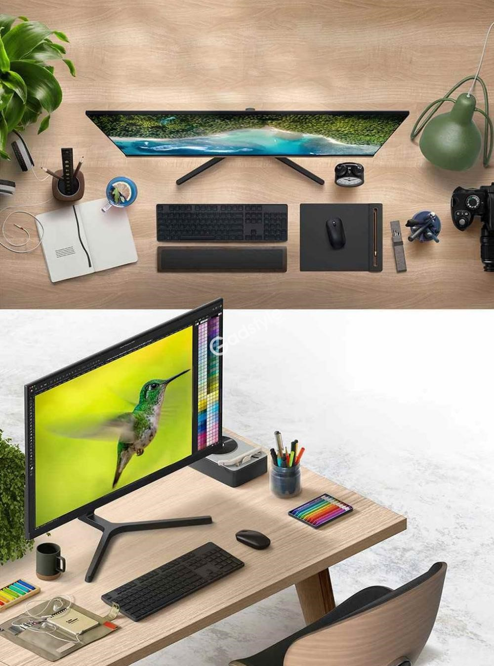 Xiaomi Mi Desktop Monitor 1c 23 8 Full Hd (2)