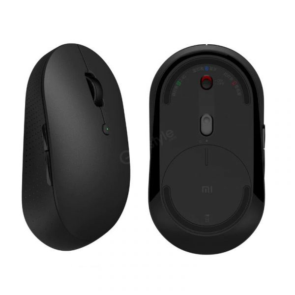 Xiaomi Mi Dual Mode Wireless Mouse Silent Edition Bluetooth 2 4 Ghz (3)