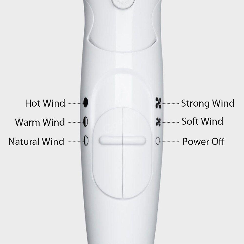 Xiaomi Youpin Pinjing Electric Hair Dryer 1800w (5)