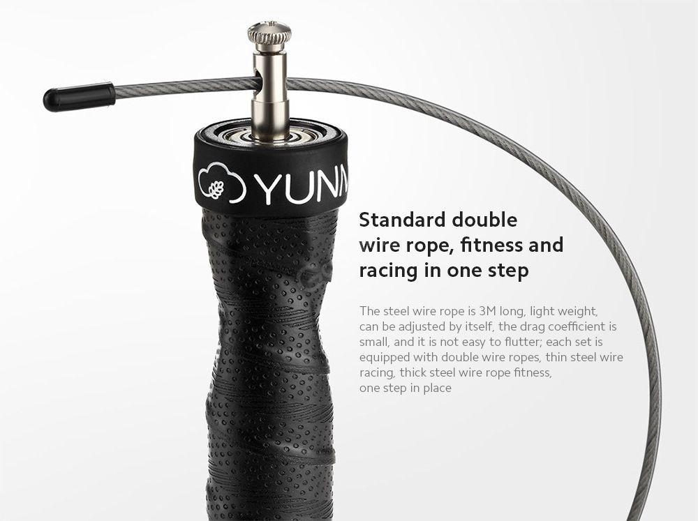Xiaomi Yunmai Ymhr P701 Sports Jump Rope Skipping Rope (4)