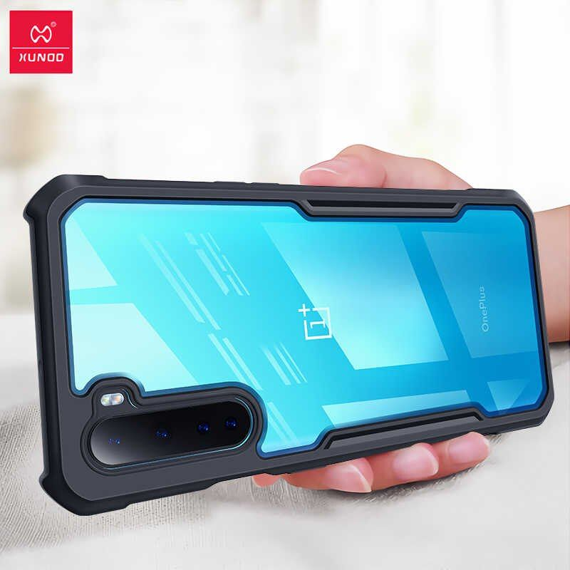 Xundd Oneplus Nord Shockproof Protective Airbag Phone Case (3)