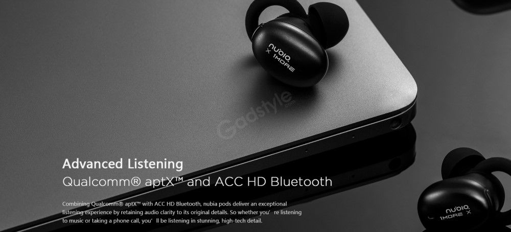 1more Nubia Pods Stylish True Wireless Earbuds (3)