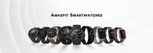 Amazfit Smartwatches