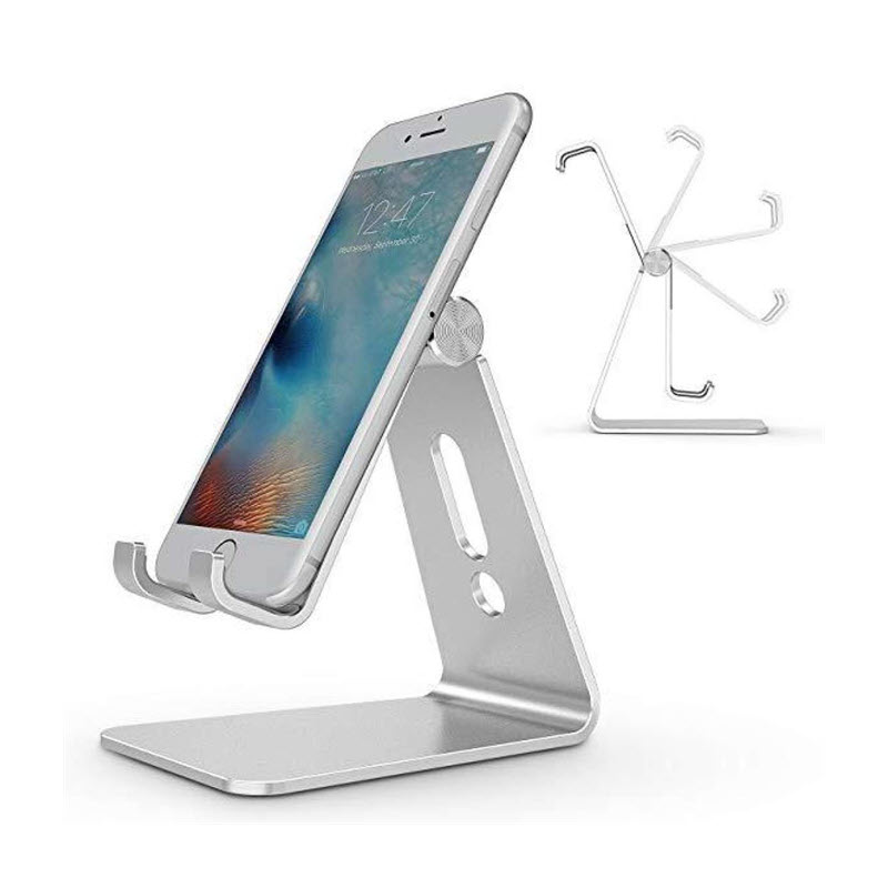 Aluminum Adjustable Mobile Phone Stand (1)