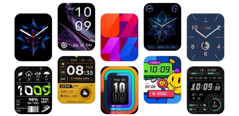 Amazfit Gts 2e Smartwatch (1)