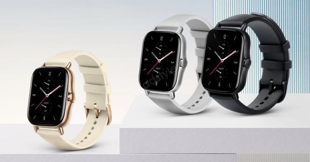 Amazfit Gts 2e Smartwatch (3)