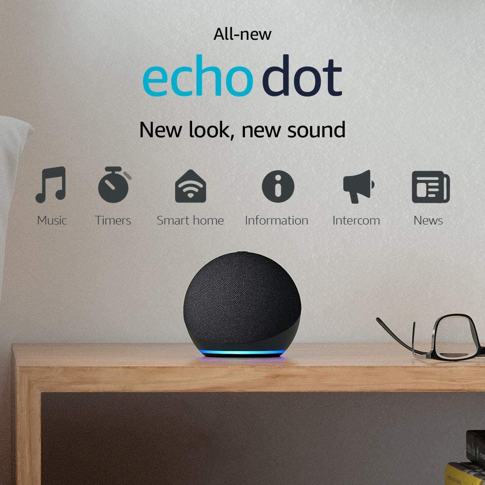 Amazon Echo Dot 4th Gen Smart Speaker With Alexa (2)