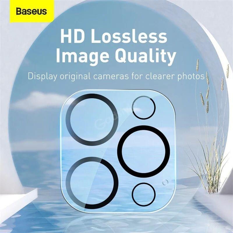 Baseus Back Camera Full Frame Lens Film For Iphone 12 Pro Max (5)