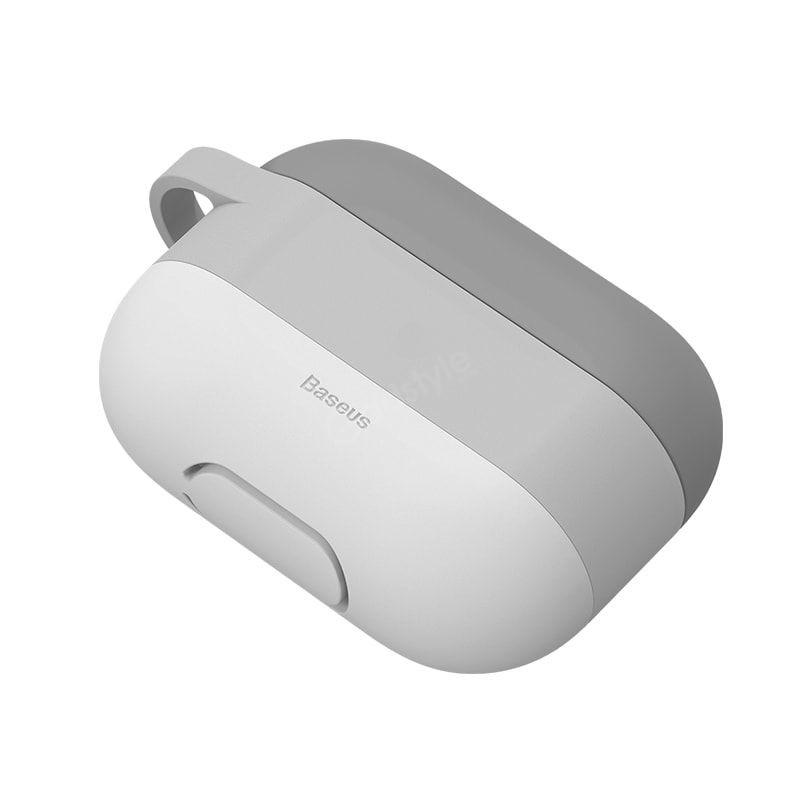 Baseus Cloud Hook Silica Gel Case For Airpods Pro (1)