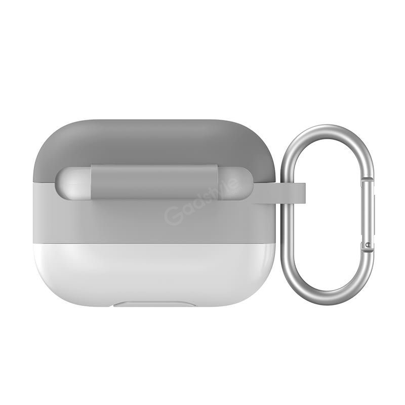 Baseus Cloud Hook Silica Gel Case For Airpods Pro (2)