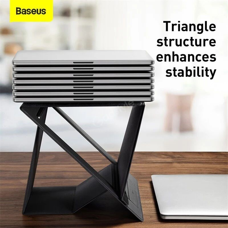 Baseus Ultra High Folding Laptop Stand (2)