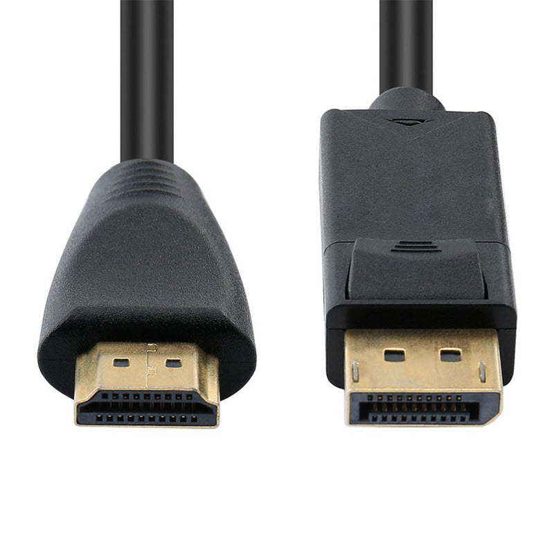 Displayport To Hdmi Cable With Gold Plated Connector 3 Meter (1)