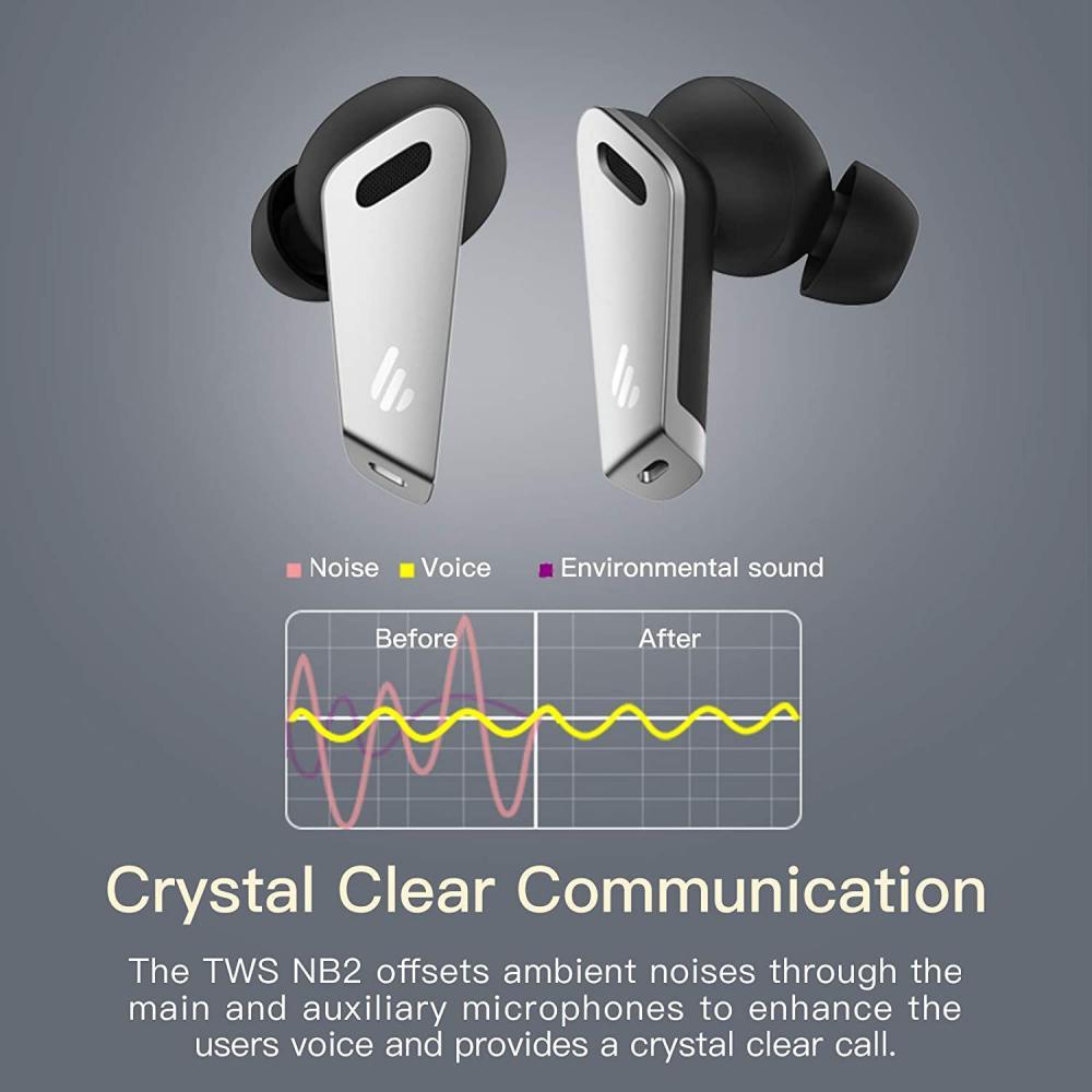 Edifier Tws Nb2 Active Noise Canceling Wireless Earbuds (1)