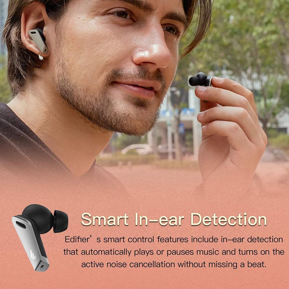 Edifier Tws Nb2 Active Noise Canceling Wireless Earbuds (2)