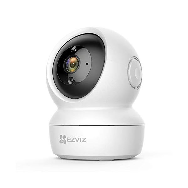Ezviz C6n Wireless Full Hd 360⁰ Home Camera With Night Vision (1)