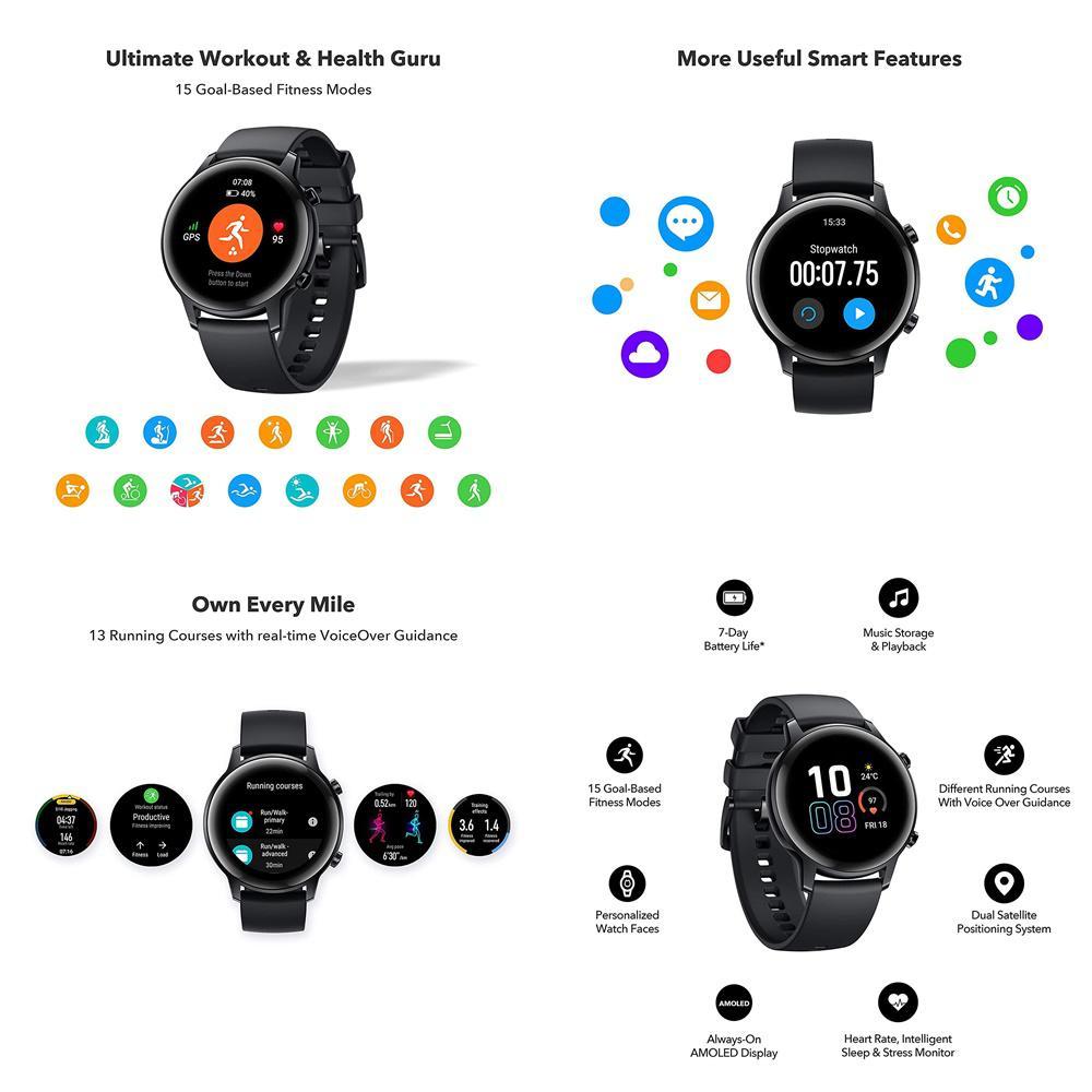Huawei Honor Watch Magic 2 42 Mm (3)