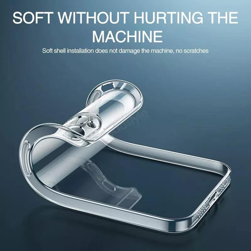 J Case Transparent Protective Case For Iphone 12 12 Mini 12 Pro 12 Pro Max (1)