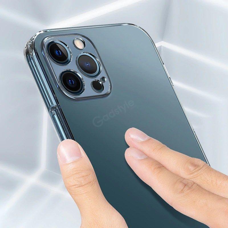 J Case Transparent Protective Case For Iphone 12 12 Mini 12 Pro 12 Pro Max (2)