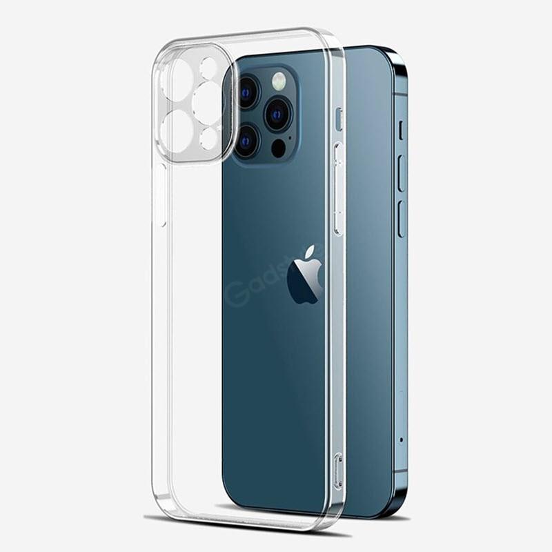 J Case Transparent Protective Case For Iphone 12 12 Mini 12 Pro 12 Pro Max (4)