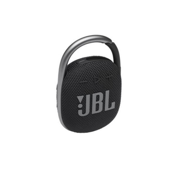Jbl Clip 4 Ultra Portable Waterproof Speaker Black (3)