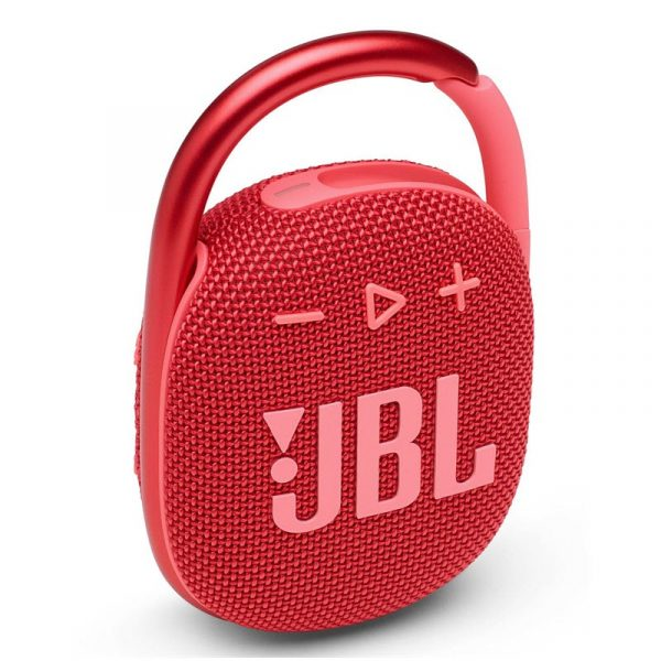 Jbl Clip 4 Ultra Portable Waterproof Speaker Red (1)