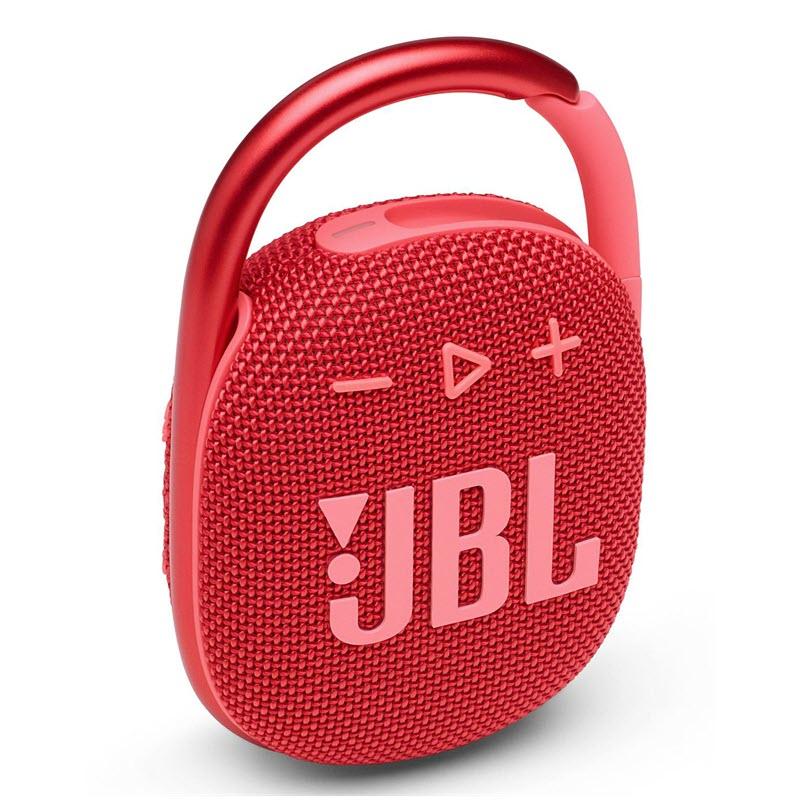 Jbl Clip 4 Ultra Portable Waterproof Speaker Red (1)