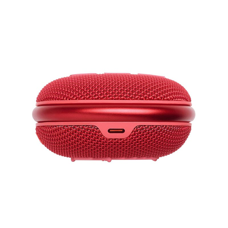 Jbl Clip 4 Ultra Portable Waterproof Speaker Red (5)