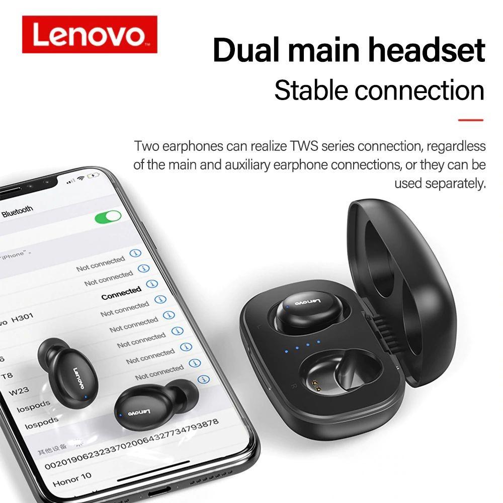 Lenovo H301 Bluetooth 5 0 Tws Earbuds (2)