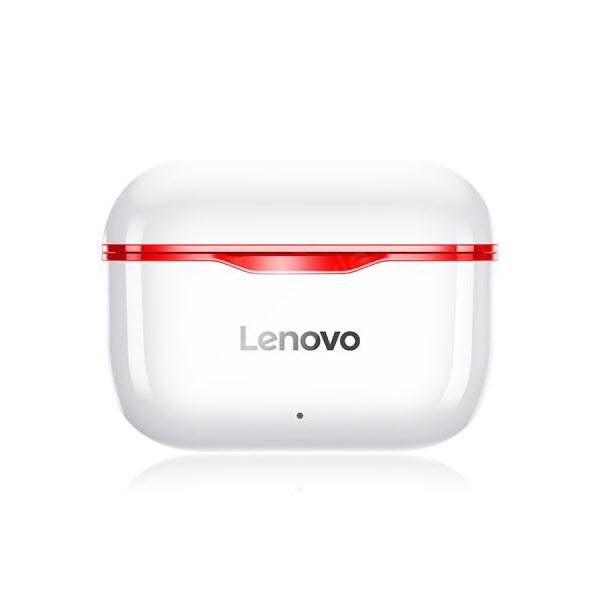 Lenovo Livepods Lp1 Tws Wireless Earbuds Red (1)