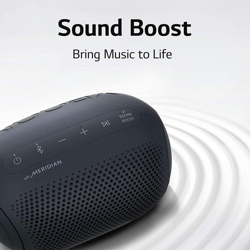 Lg Pl2 Xboom Go Wireless Bluetooth Party Speaker (2)
