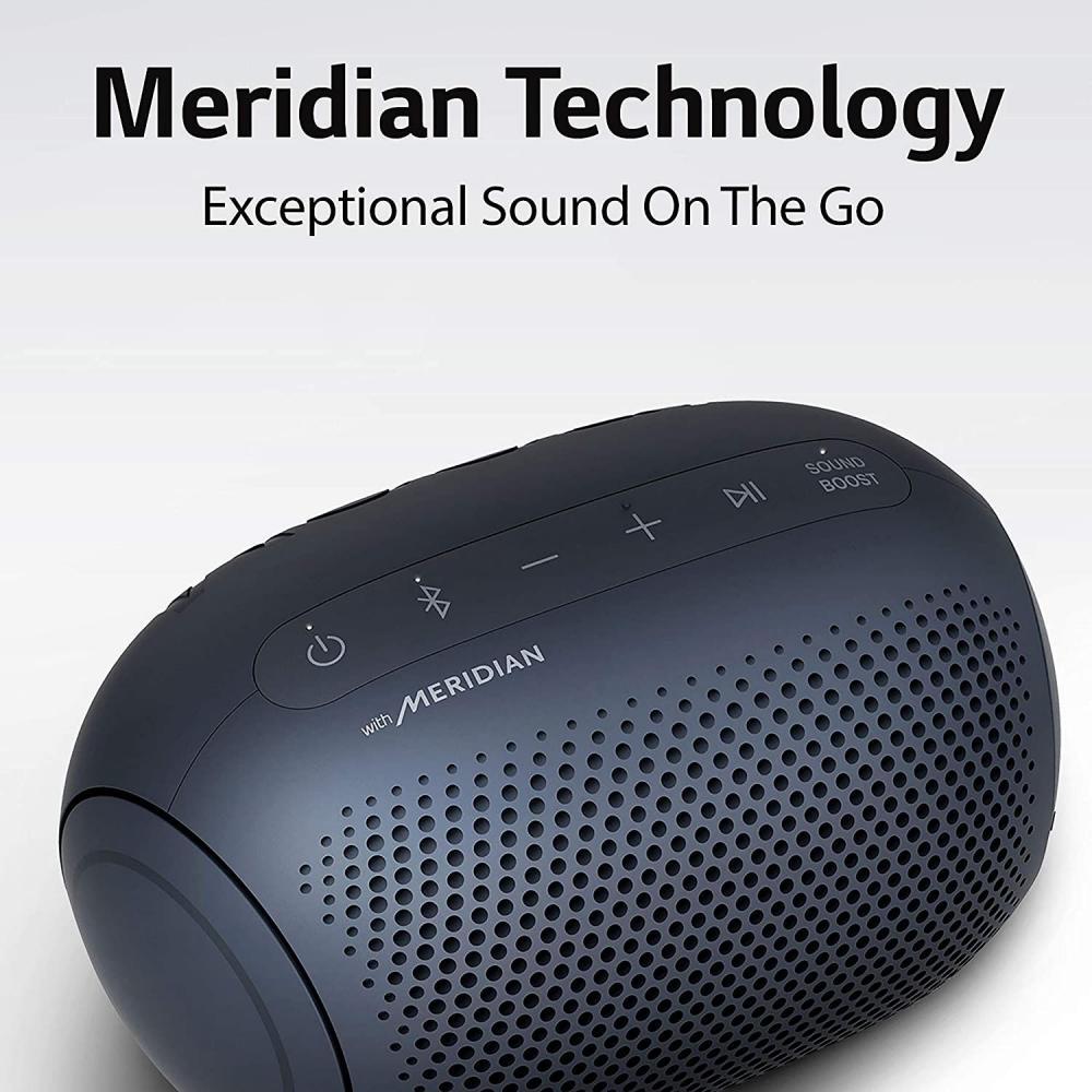 Lg Pl2 Xboom Go Wireless Bluetooth Party Speaker (4)