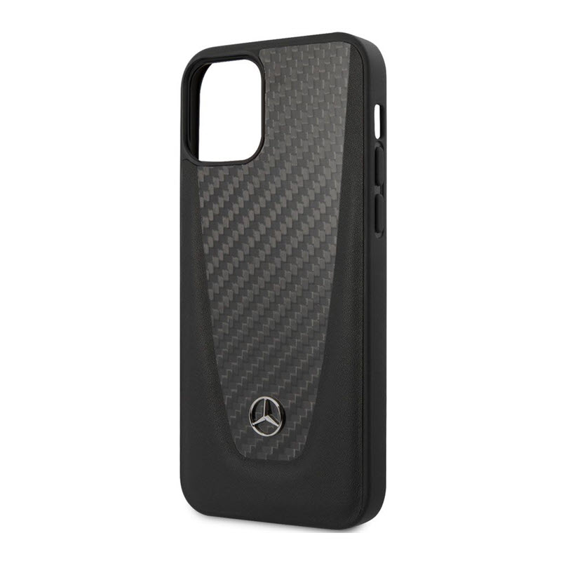 Mercedes Benz Leather Protective Case For Iphone 12 Mini 1212pro 12 Pro Max (3)