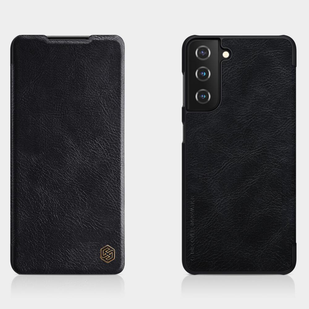 Nillkin Leather Case For Samsung Galaxy S21 Plus S21 5g (5)